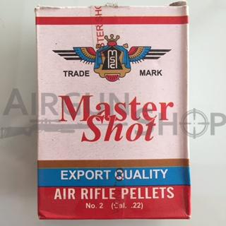 Master Shot Export Quality Pointed 0.22 (5.5mm) Airguns Pellets 500 Pcs