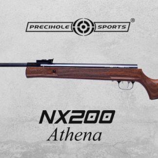 Precihole NX200 Athena Wood Finish 0.177Cal (4.5mm) Airgun