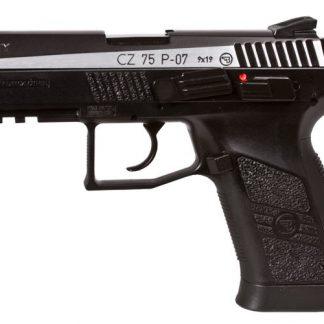 ASG CZ 75 P-07 Duty Dual-Tone CO2 Pistol 0.177 Cal