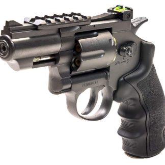 Black Ops Exterminator 2.5 CO2 BB Revolver (Black) 0.177 Cal