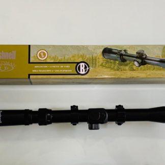 Bushnell 3-7X20 Sportsman Riflescope: