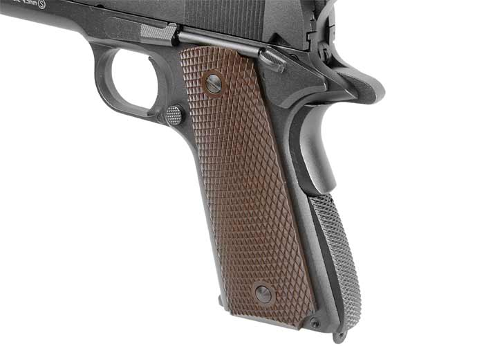 Tanfoglio Witness 1911 CO2 BB Pistol 0.177 Cal (4.5mm)