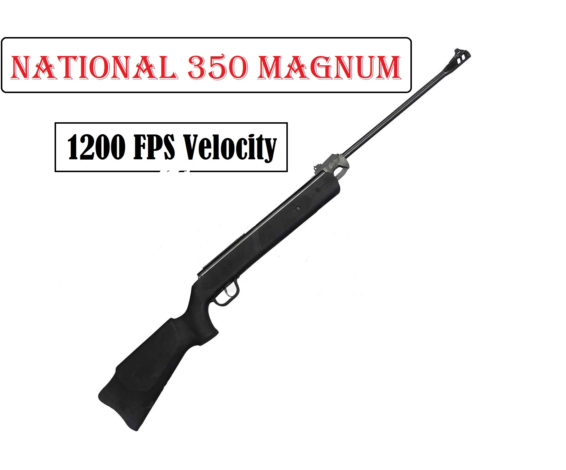 Aarmr National 350 Magnum Airgun 0.177 Cal (4.5mm)