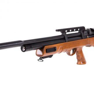 Hatsan BullBoss QE Wood PCP Air Rifle 0.177 Cal (4.5mm)